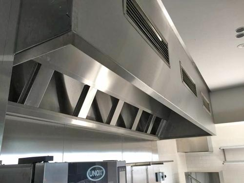 Commercial Exhaust Canopy Melbourne