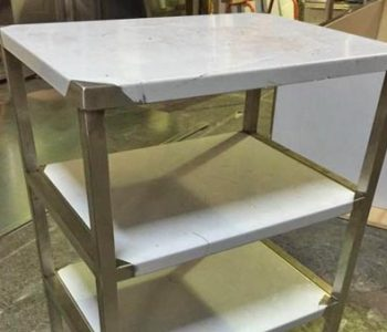 Stainless Steel Shelving Benches Melbourne