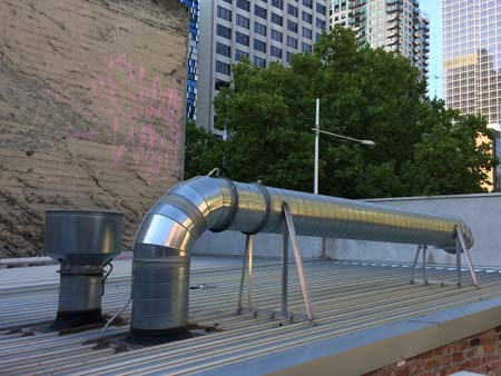 Kitchen Exhaust Ducting Melbourne